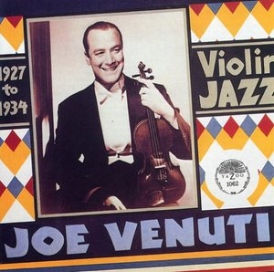 Violin Jazz 1927-1934 album cover