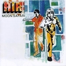 Moon Safari album cover
