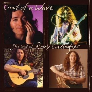 Crest Of A Wave: The Best Of Rory Gallagher album cover