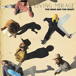 Living Mirage album cover
