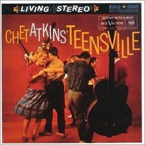 Teensville album cover