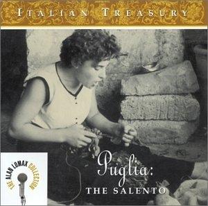 Italian Treasury: Puglia The Salento album cover