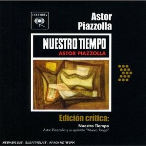Nuestro Tiempo album cover