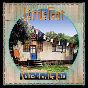 Kickin' It At The Barn album cover