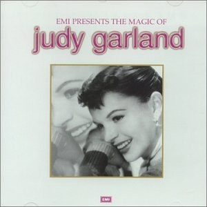 The Magic Of Judy Garland album cover