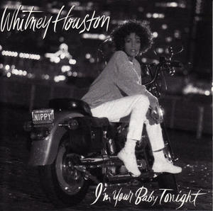 I'm Your Baby Tonight album cover