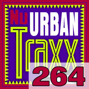 ERG Music: Nu Urban Traxx, Vol. 264 (September 2019) album cover