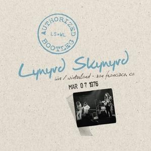 Authorized Bootleg: Live At Winterland: San Francisco Mar. 07 1976 album cover