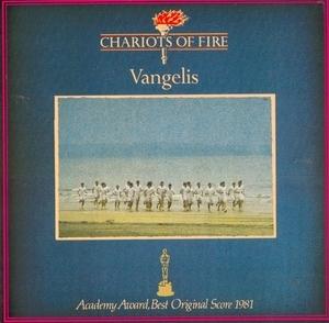 Chariots Of Fire Original Movie Soundtrack album cover
