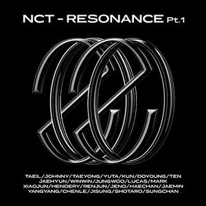 NCT 2020 Resonance Pt. 1 album cover