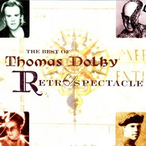 The Best Of Thomas Dolby: Retrospectacle album cover