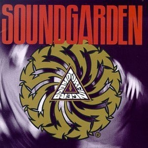 Badmotorfinger album cover