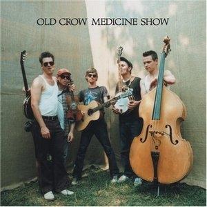 Old Crow Medicine Show (O.C.M.S.) album cover