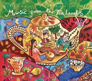Music From The Tea Lands album cover