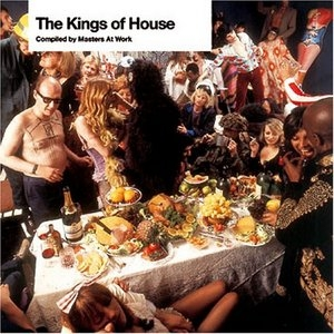 Kings Of House album cover