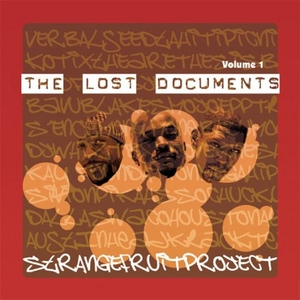 Lost Documents V.1 album cover