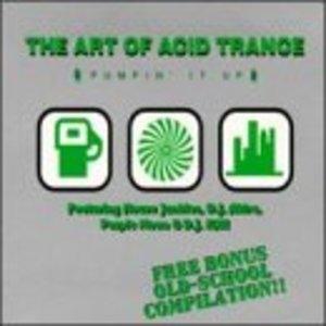 The Art Of Acid Trance album cover