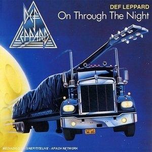 On Through The Night album cover