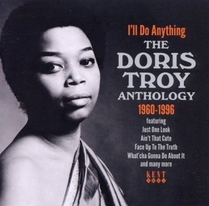 I'll Do Anything: The Doris Troy Anthology 1960-1996 album cover