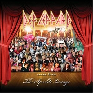 Songs From The Sparkle Lounge album cover