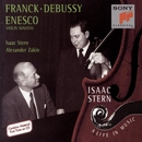 Franck, Debussy, Enesco: ... album cover
