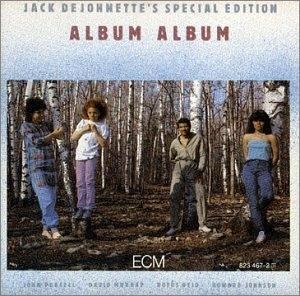 Album, Album album cover