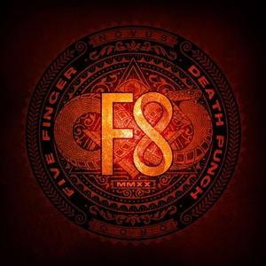F8 album cover