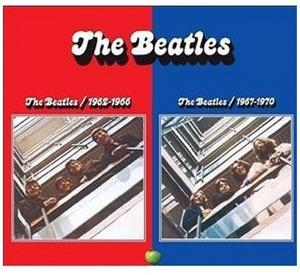 Beatles 1962-1970 album cover