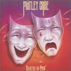 Theatre Of Pain (Exp) album cover