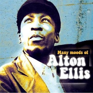 Many Moods Of Alton Ellis album cover