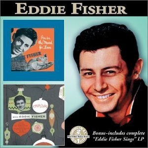Eddie Fisher Sings-I'm In The Mood For Love-Christmas With album cover