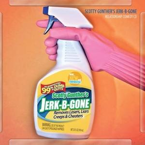 Jerk-B-Gone album cover