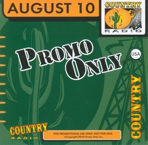 Promo Only: Country Radio August '10 album cover