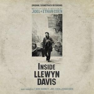 Inside Llewyn Davis: Original Soundtrack Recording album cover