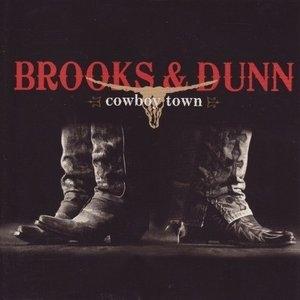 Cowboy Town album cover