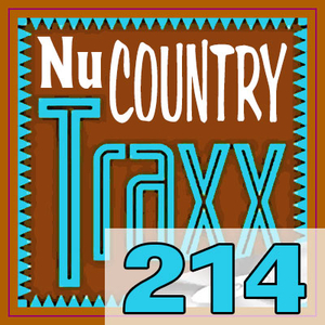 ERG Music: Nu Country Traxx, Vol. 214 (February 2017) album cover