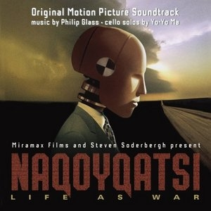 Naqoyqatsi: Original Motion Picture Soundtrack album cover