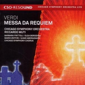 Verdi: Messa Da Requiem album cover