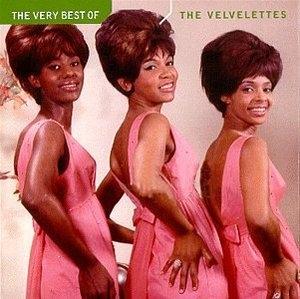 The Very Best Of The Velvetettes (Motown) album cover