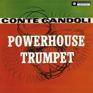 Powerhouse Trumpet album cover