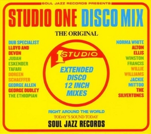 Studio One Disco Mix album cover