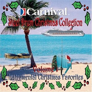 Steel Drum Christmas Collection, Vol. 1 album cover