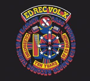 Ed Rec, Vol. X album cover