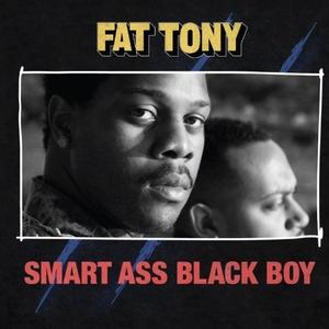 Smart Ass Black Boy album cover