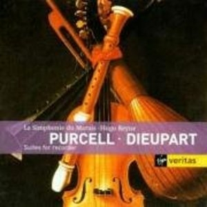 Purcell: Suites For Recorders album cover