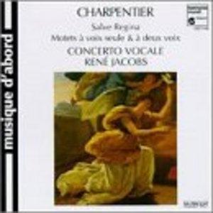 Charpentier: Motets album cover