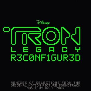 Tron: Legacy Reconfigured album cover