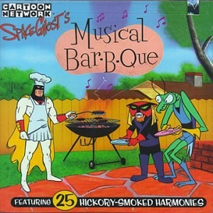 Space Ghost's Musical Bar-B-Que album cover