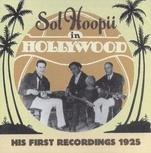 Sol Hoopii In Hollywood album cover