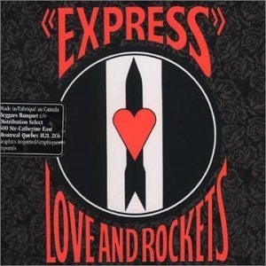 Express (Exp) album cover